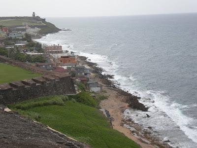 Puerto Rico, San Juan, turizmus, utazás, La Ciudad Amurallada