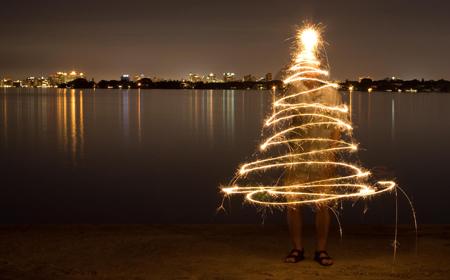Rboles de navidad originales navidad de deseos - Dibujos de navidad originales ...