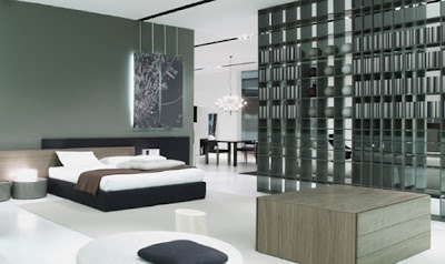 beds,low,platform,modern,italian,furniture,tables,dining