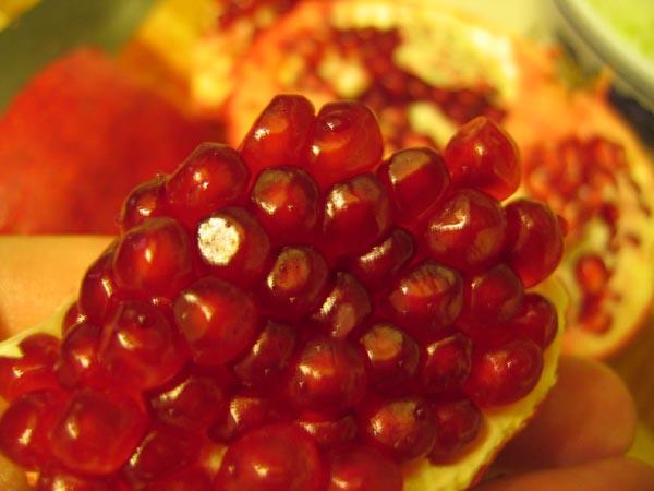 [pomegranates]
