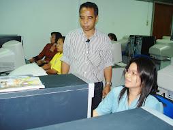 อบรมคอมพิวเตอร์ให้ผู้บริหารสถานศึกษาราชบุรีและสมุทรสงคราม