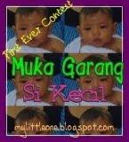 4th Contest - Muka Garang Si Kecil