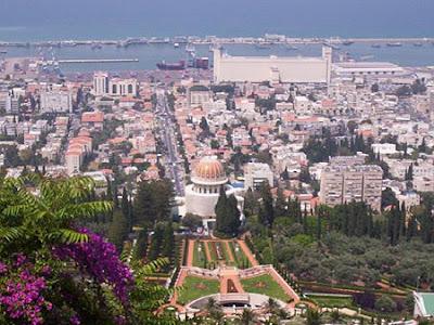 Temple in Haifa