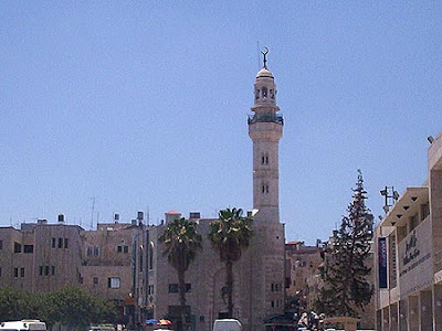 Mosque in Bethlehem