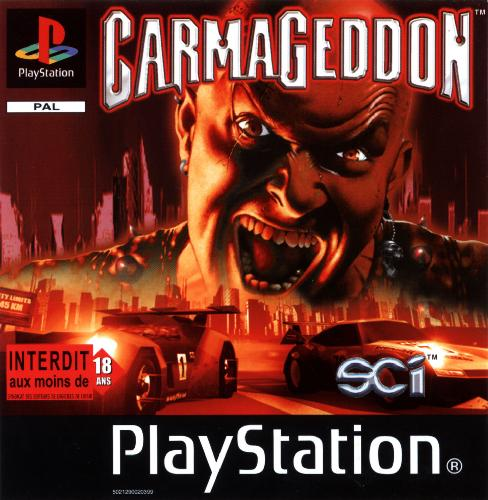 Download Carmageddon – PS1