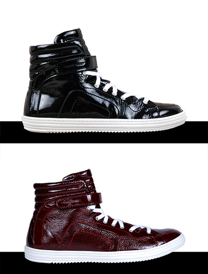 Below The Top Sneaker Is Fall Winter 2009s Colorama Limited Edition