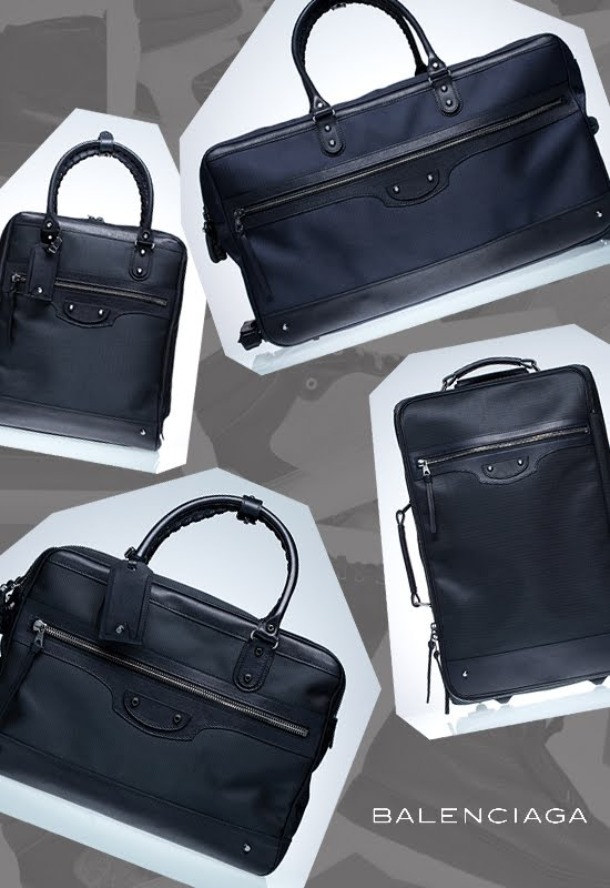 Balenciaga Fall2010 mens Bags1 Bolsas Masculinas Balenciaga