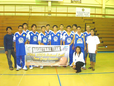 September 19, 2007 at ADA GYM; 8:00PM to 10:00PM