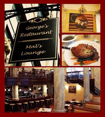 Restaurant Pick European Inspired Cuisine At George S Haverhill Ma