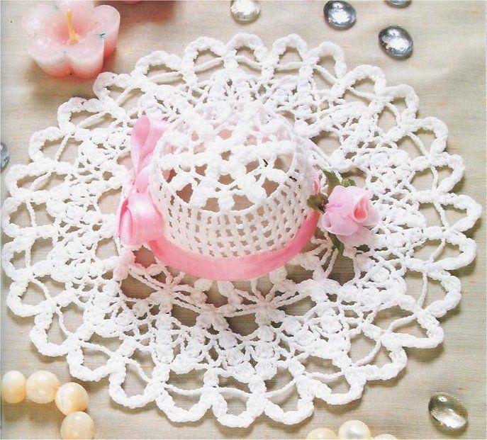Sombreritos A Crochet