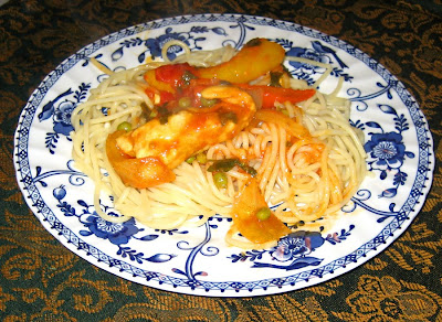 Indian cooking Pasta Recipe