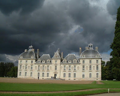 Chateau de Cheverny Loire valley, France