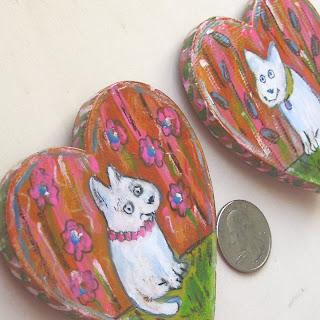 dog love dog magnets
