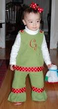 Christmas Fashionista