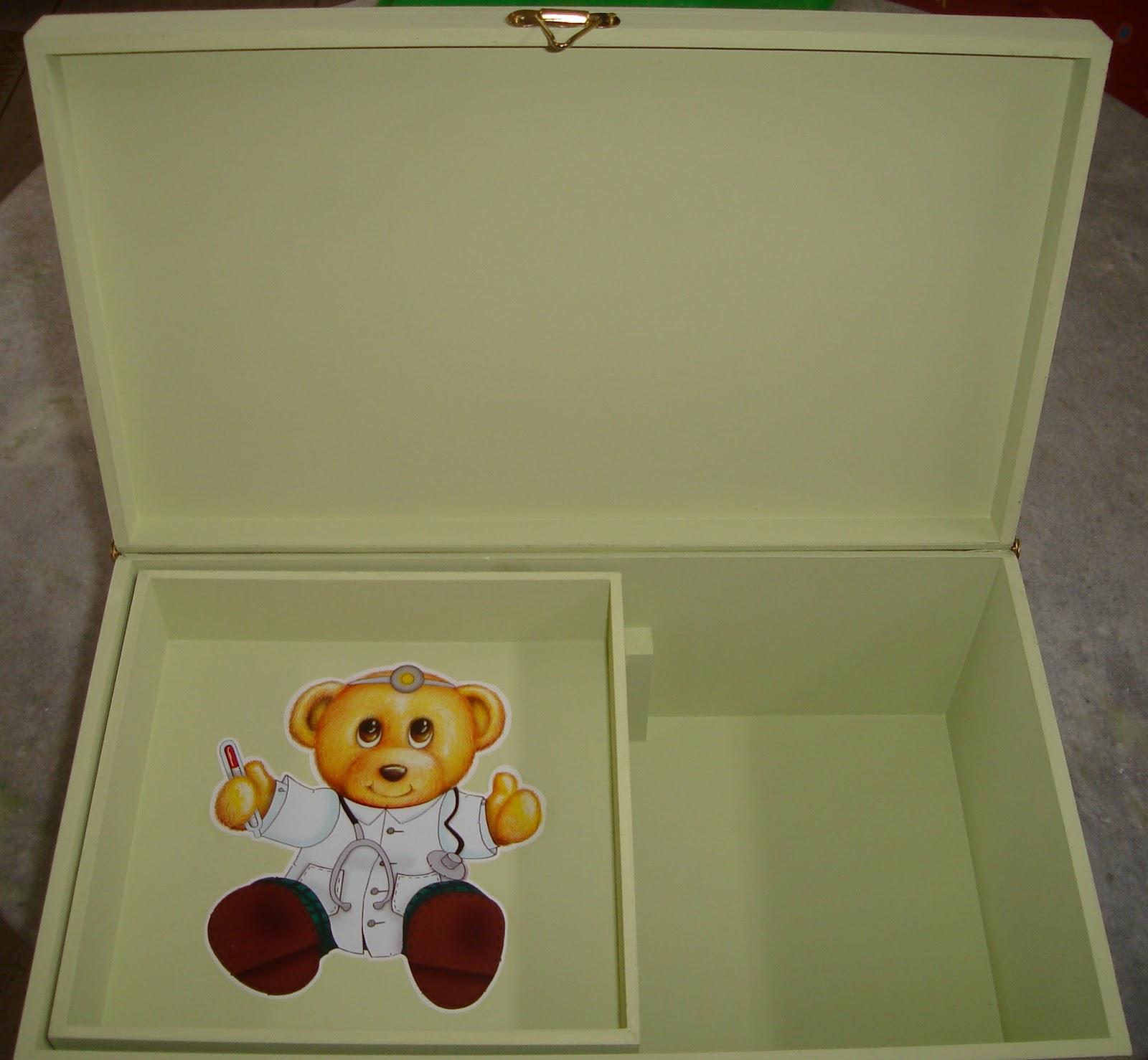 Oficina da tia drika caixa de medicamentos for Oficina de caixa
