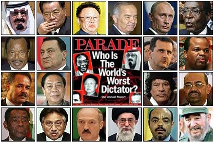 worlds worst dictators Amazoncom: tyrants: the world's 20 worst living dictators (9780060590048): david wallechinsky: books.