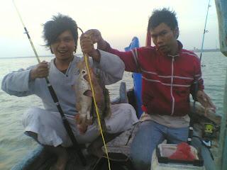 mancing spot karang di rembang