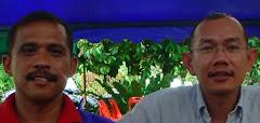 Saya dan Anak Saudara Mohd Nor Zaffuan Bin Hj.Manap (Ajai)