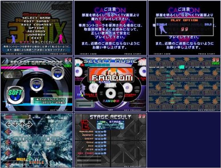 Step Mania 3.9 (dance dance revolution para pc) Imagen1