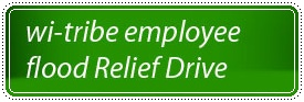 wi-tribe Employee Flood Relief Drive