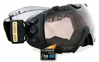 World first GPS goggles