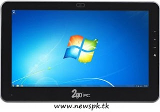CTL new Windows 7 2goPad tablet