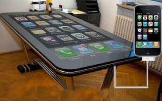 iPhone Table Connect