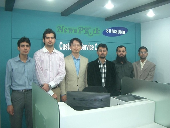 Samsung Peshawar