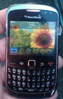 Blackberry Kepler 9300