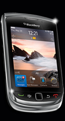 BlackBerry&#174; Torch&#8482; 9800 by Ufone