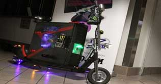 Scooterputer PC