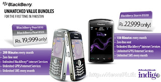 mobilink blackberry bundle offer