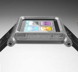 iPod Nano - wrist watch