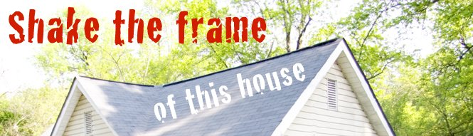 Shake the Frame