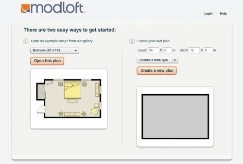 Tecnologia dise o modloft aplicacion para dise ar tu for Disenar mi casa online
