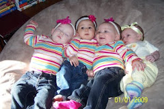 Four beautiful grand-daughters