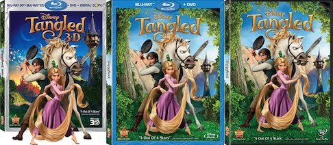 Tangled release date
