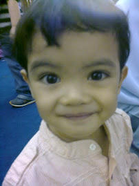 my beloved son_azri