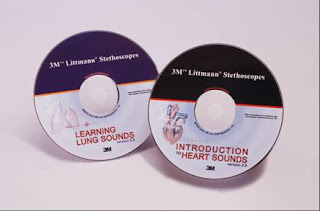 Littmann+Introduction+To+Heart+Lung+Sounds 3M Littmann Heart sounds educational CD   Introduction To Heart Sounds