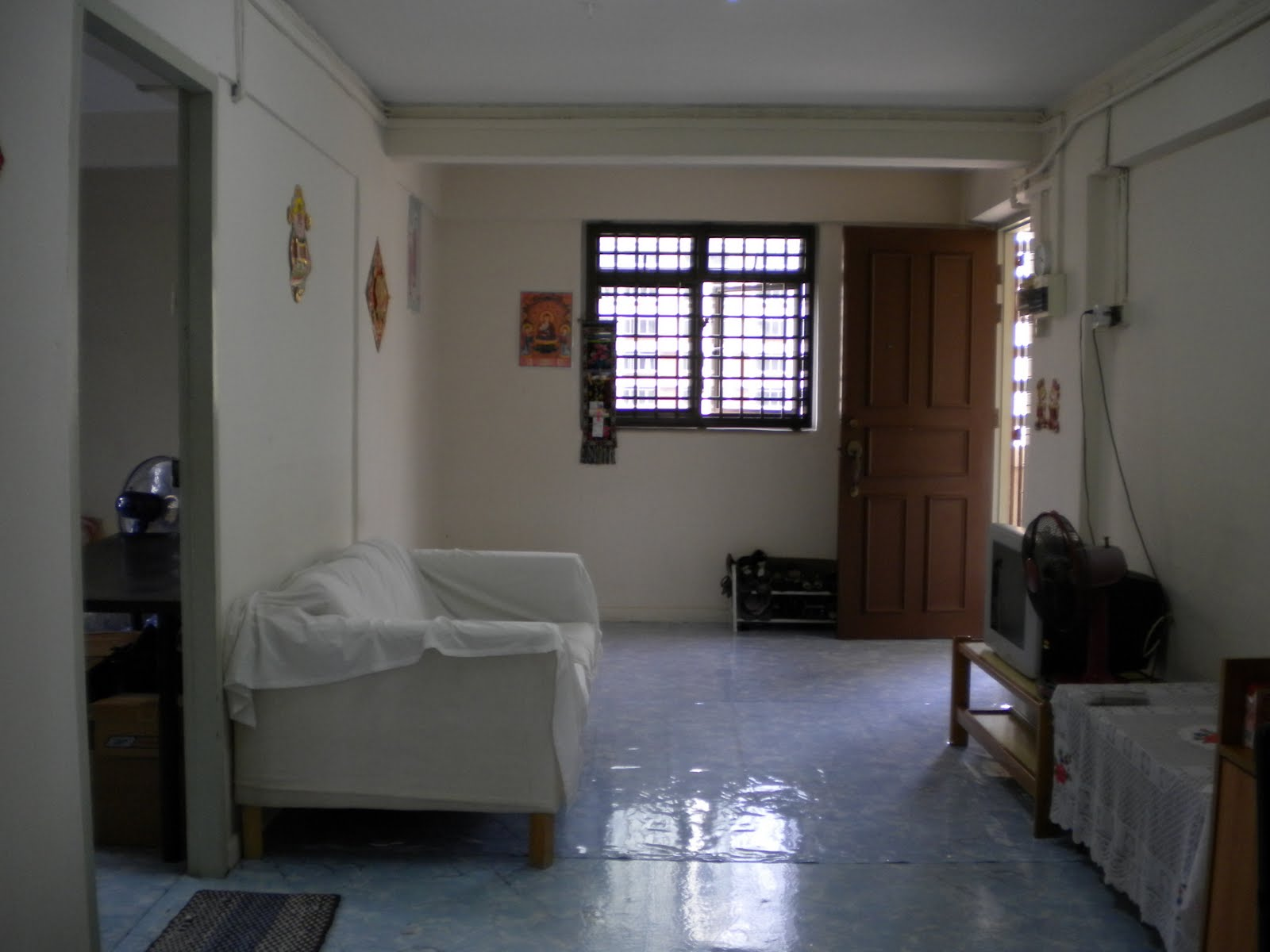 Living in hdb hunting for a 3 room corner hdb flat at toa for 4 room flat renovation design