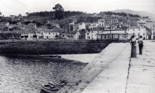Muelle de Carril