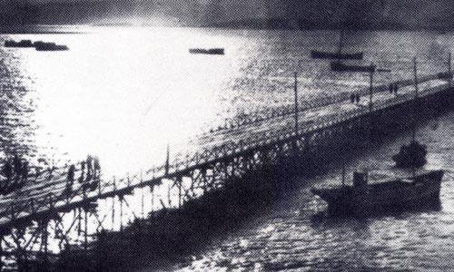 Muelle de hierro 3