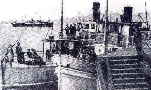 Muelle de hierro 1