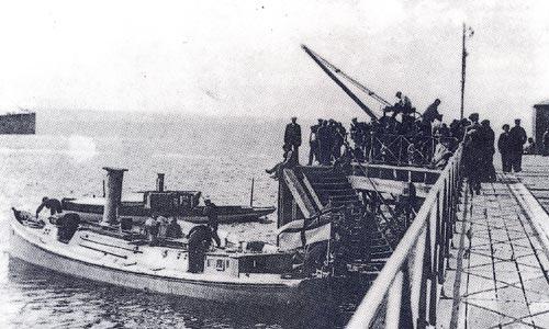 Muelle de hierro 2