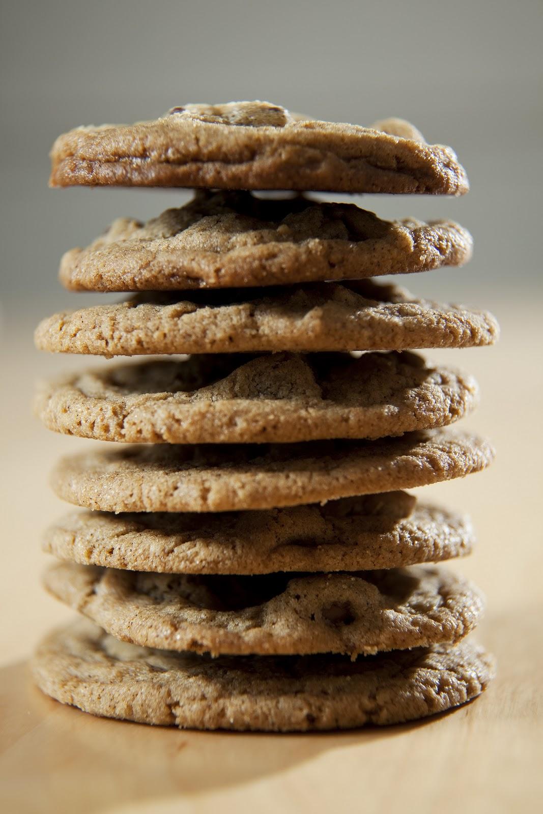 Triple Chocolate Espresso Bean Cookie Recipe — Dishmaps