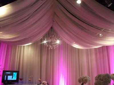 draping lighting wedding draping lighting decor Pipe and drape