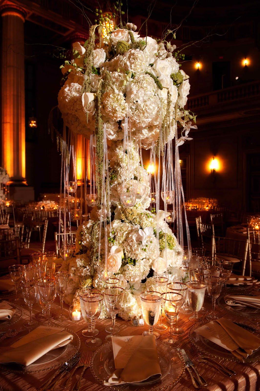 Table wedding centerpieces apartment design ideas