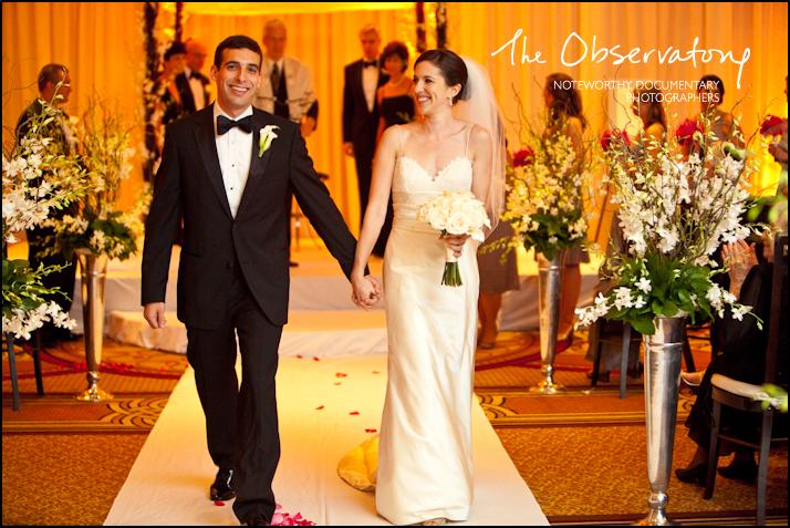 Park Hyatt Wedding wedding florist and decor washington dc
