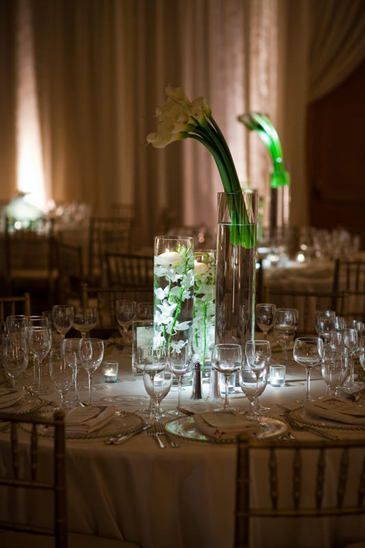 Posted by weddings washington dc Labels calla lily centerpiece park hyatt