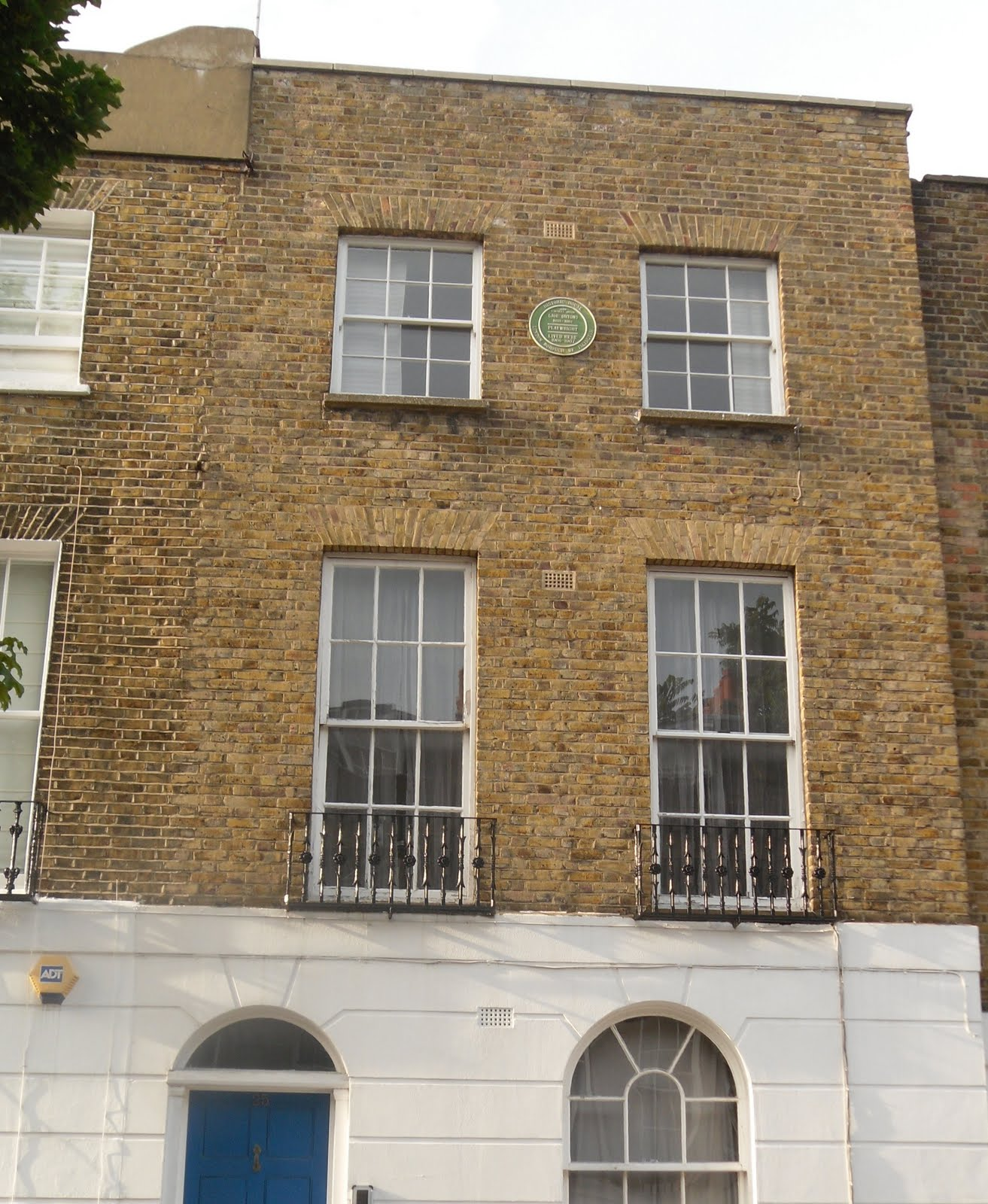 Dr Tony Shaw: A Murder in Islington, a Suicide in Primrose Hill ...